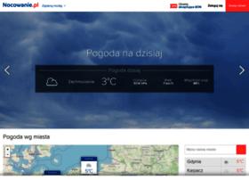 pogoda.nocowanie.pl
