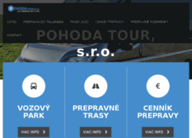 pohodatour.sk