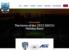 poinsettiabowl.com