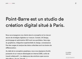 point-barre.net