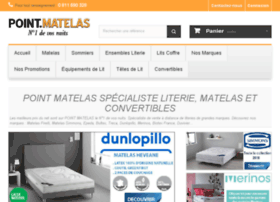 point-matelas.com