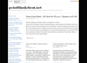 pointblankcheat.net