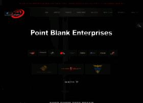 pointblankenterprises.com