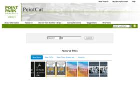 pointcat.pointpark.edu