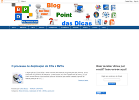 pointdicasdeinformatica.blogspot.com.br