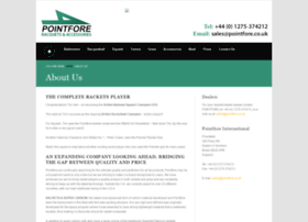 pointfore.co.uk