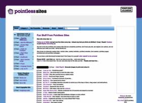 pointlesssites.com