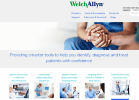 pointsofcare.welchallyn.com