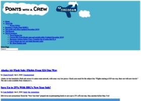 pointswithacrew.boardingarea.com