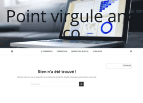 pointvirgule.com