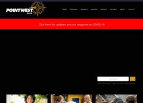 pointwestbank.com
