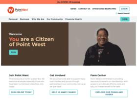 pointwestcu.com