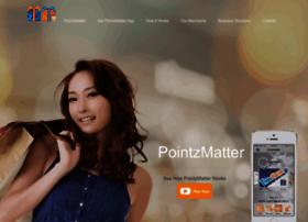 pointzmatter.com