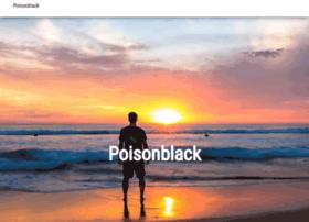 poisonblack.com