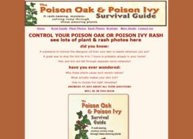 poisonoakandpoisonivy.com