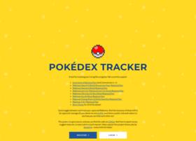 pokedextracker.com