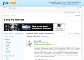 pokemon.pikimal.com