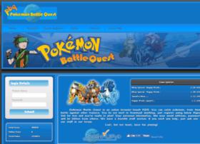 pokemonbattlequest.net