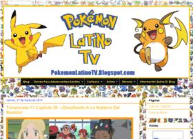 pokemonlatinotv.blogspot.com