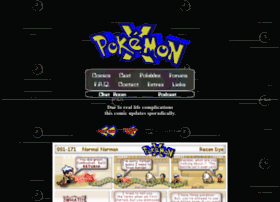 pokemonx.comicgenesis.com