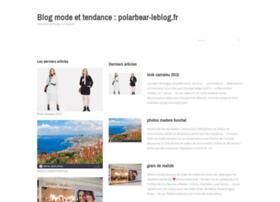 polarbear-leblog.fr