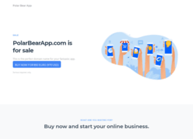 polarbearapp.com