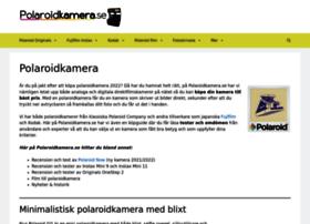 polaroidkamera.se