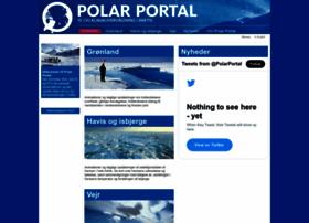 polarportal.dk