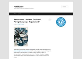 polemiqueoccasionelle.wordpress.com