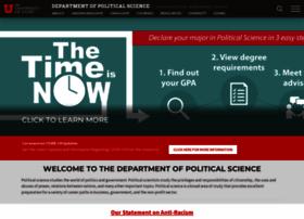 poli-sci.utah.edu