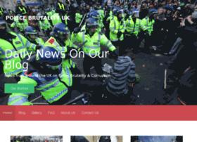 police-brutality-uk.co.uk