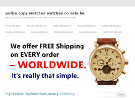 police-copy-watches.watchesonsale.be