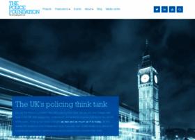 police-foundation.org.uk