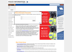 police-information.co.uk