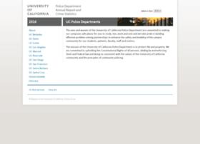police-statistics.universityofcalifornia.edu
