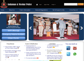 police.andaman.gov.in
