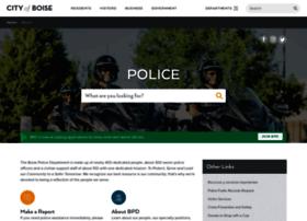 police.cityofboise.org
