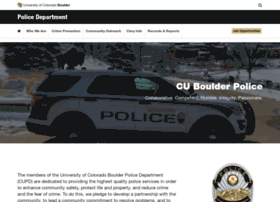 police.colorado.edu