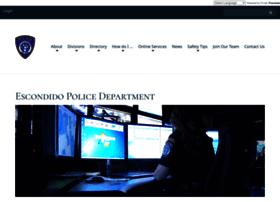 police.escondido.org