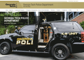 police.gatech.edu