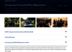 police.georgetown.edu