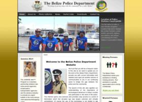 police.gov.bz
