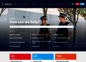 police.govt.nz