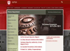police.iupui.edu