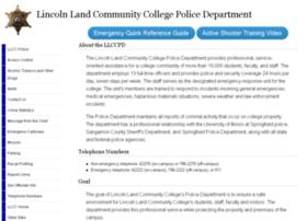 police.llcc.edu