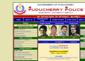 police.puducherry.gov.in