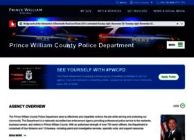 police.pwcgov.org