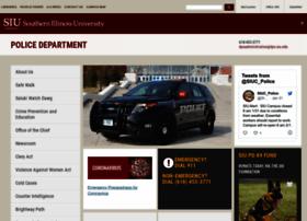 police.siu.edu