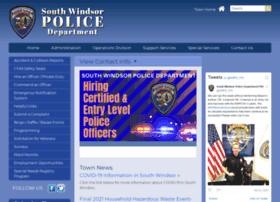 police.southwindsor.org