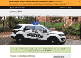 police.wfu.edu